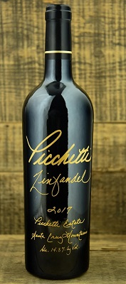 Product Image for 2017 Zinfandel Picchetti Estate